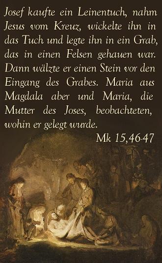 Markus 15