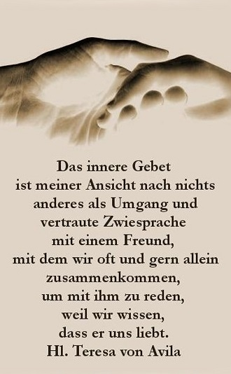 Teresa von avila - Teresa von avila zitate ...
