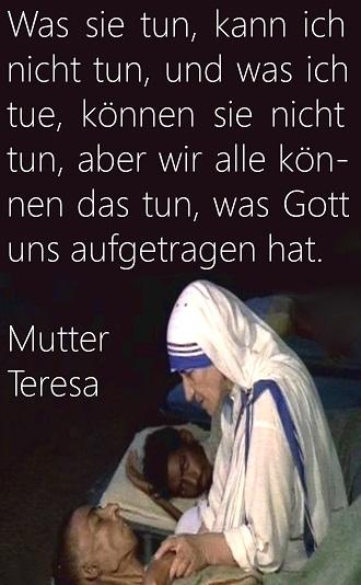 Wo Wurde Mutter Teresa Geboren